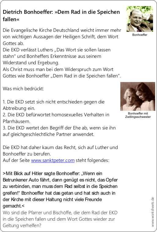 Dietrich Bonhoeffer 7