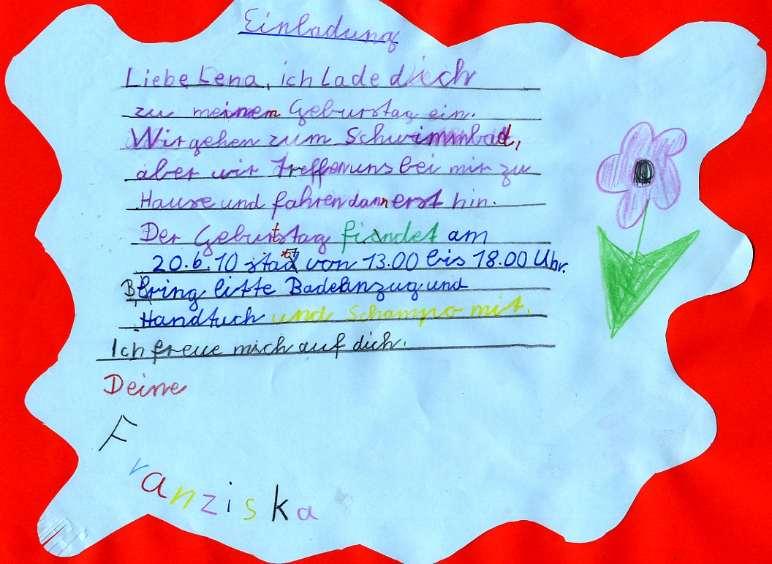 Geburtstag Brief Schreiben Hier Nikitaaprilclasy Blog
