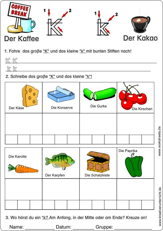 kindergarten maths worksheets