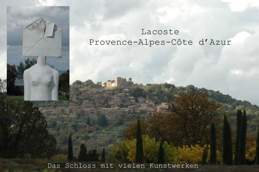 Lacoste-Provence