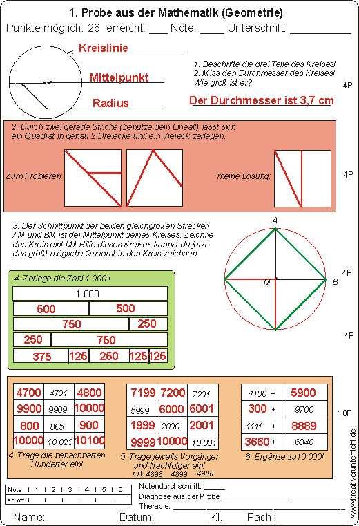 Mathe-Geometrie_Probe Klasse 4
